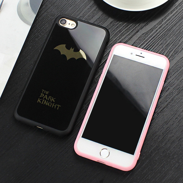 Batman Silicone Case Gold
