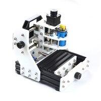 1pc 130x90x40mm Desktop DIY CNC Micro Laser Engraving Machine With 2500mw Laser Module High Quality
