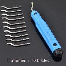 Aluminum Plastic Iron Trimmer for Copper Pipe Deburring Tool Alloy Burring Reamer
