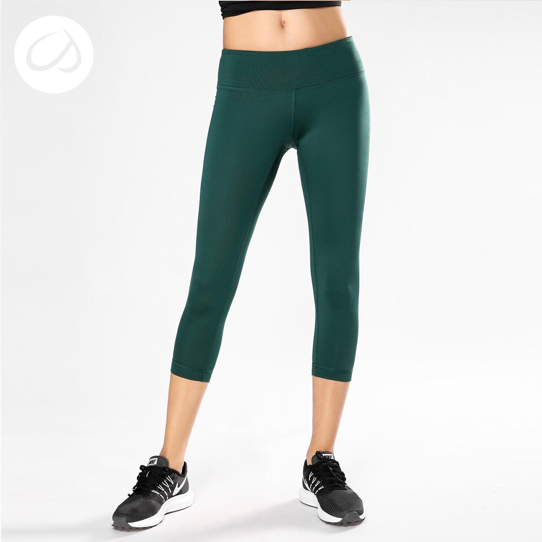 CRZ Flex Workout Collants avec Poches de Course Capris de YOGA des Femmes De Yoga Pantalon