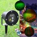 Открытый Лазерного света рождественские огни RG лазерный проектор души с пульта дистанционного управления Рождество