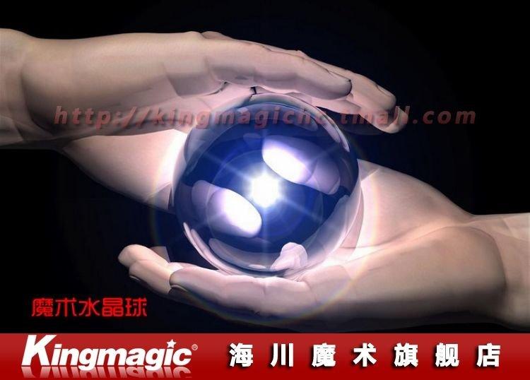 60 мм Малый Размеры ясно хрустальный шар/свет хрустальный шар/контактная жонглирование/хороший пакет/магический реквизит/ новое поступление