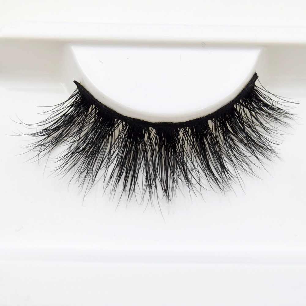 2c4a24e7d99 Visofree Mink Eyelashes Lightweight Short 3D Mink Lashes Natural Flutter  Effect False Eyelashes Cruelty-free