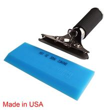 Противоскользящие ручки Bluemax резиновая Ракель автомобилей Обёрточная бумага вода стекла скребок бытовой химии инструменты лопата для снега сделано в США B13B