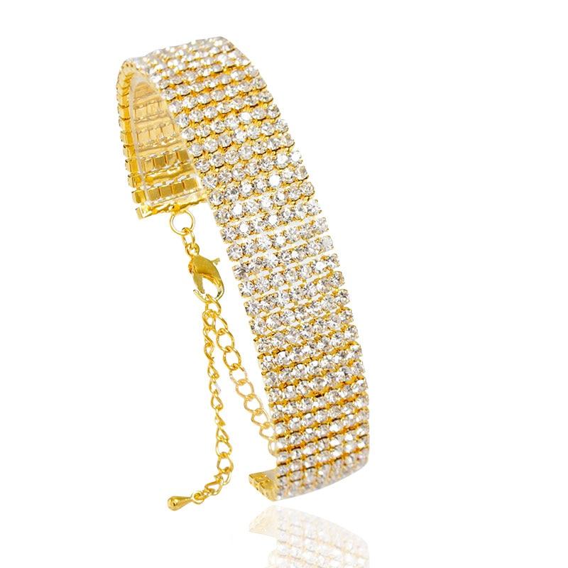F&U Նոր ձեռագործ զոդման զոդման Crystal Charm - Նորաձև զարդեր - Լուսանկար 1