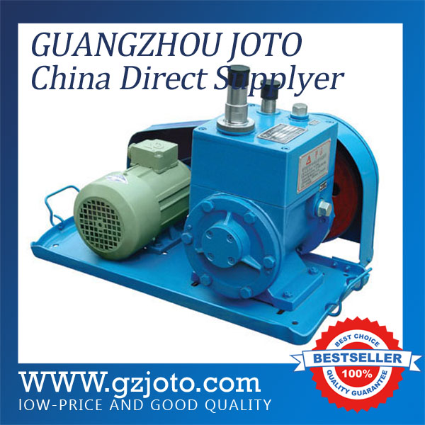 2X-4A 0.55KW Double Stage Rotary Vane Electric Air Vacuum Pump