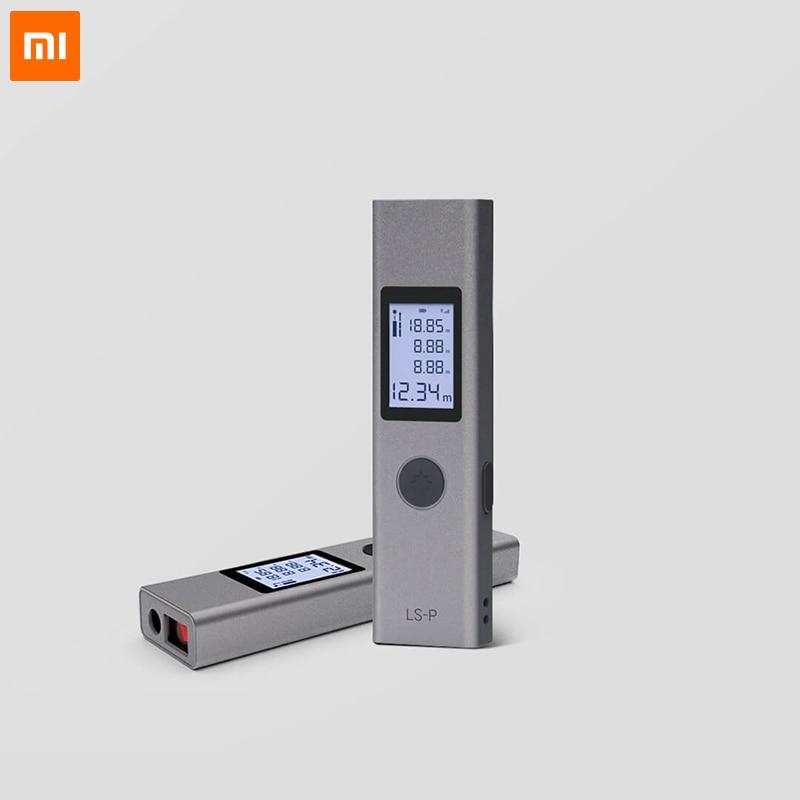 Nouveau en STOCK télémètre Laser Xaomi Duka 40m LS-P télémètre de charge flash USB télémètre de mesure de haute précision