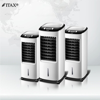 Portable Air Conditioner Conditioning Humidifier Floor 220V Bedroom Remote Control Household Air Cooling Cooler Fan S X 1167A