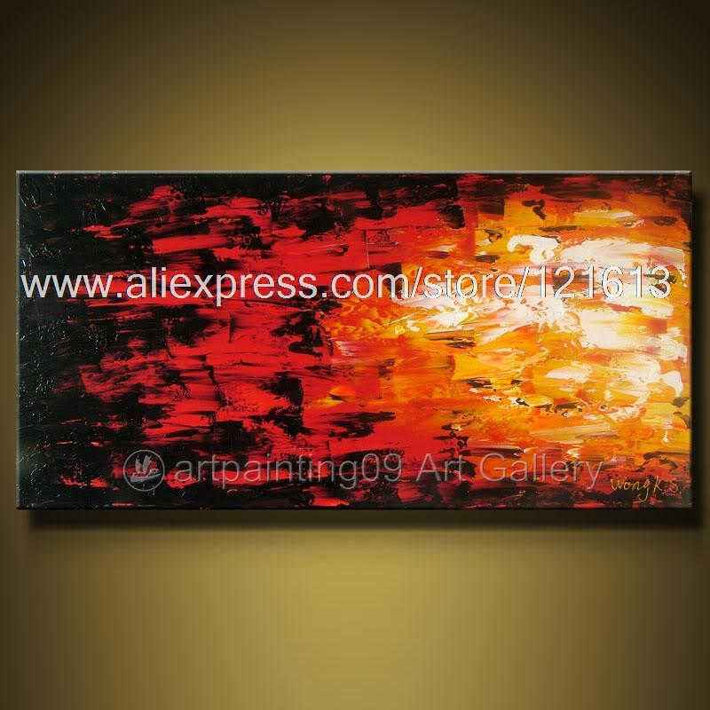 Online Shopping Art Store Cheap Abstract Oil Painting On Canvas Art Home Decoration Living Room Wall