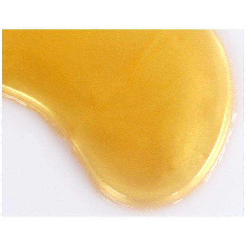 10Pairs Eye Mask Gold Crystal collagen Eye Masks Anti-Puffiness Dark Circles Anti Aging Moisturizing Eye Care 5