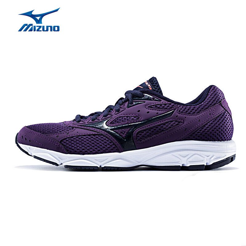 MIZUNO Women SPARK 3 Cushion Jogging Running Shoes Breathable Light Weight Sneakers Sport Shoes K1GA180419 XYP730 цена