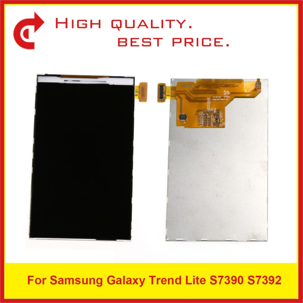 """10Pcs/Lot 4.0"""" For Samsung Galaxy Trend Lite S7390 S7392 Lcd Display Screen S7390 7390 7392 LCD Display Replacement-in Mobile Phone LCD Screens from Cellphones & Telecommunications"""
