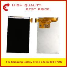 "10Pcs/Lot 4.0"" For Samsung Galaxy Trend Lite S7390 S7392 Lcd Display Screen S7390 7390 7392 LCD Display Replacement"