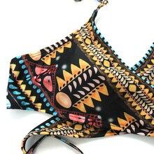 Women's Boho Style Bikini