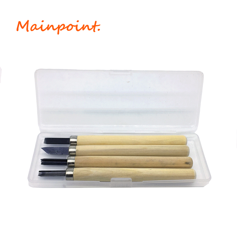 Us 4 31 26 Off 4pcs Diy Student Manual Carve Patterns Or Designs On Woodwork Knife The Rubber Chapter Art Carving Knives Hand Tools Sets In Knives