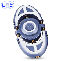 LONSUN Thor The 2 Generation Fidget Spinner EDC Toy Metal Hand Spinner For Autism And