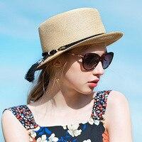 Women 2019 Fashion Summer Hats for Women Chapeu Feminino Tassel Visors Cap Foldable Sun Hat Beach UV Protect Hats for Women