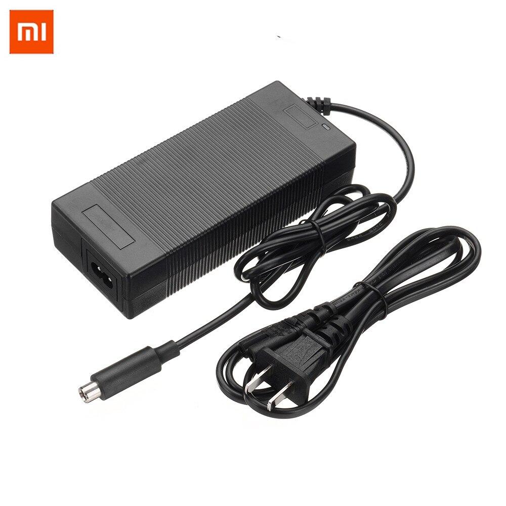 Xiaomi Mijia 42 v 1.7A US Plug Chargeur Adaptateur Alimentation pour Xiaomi Mijia M365 Électrique Scooter Planche À Roulettes Chargeur