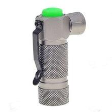 TrustFire Z1 Cree Q5 3-Mode 280-Lumen светодиодный фонарик, 1*16340 Батарея Алюминий Водонепроницаемый Мини Кемпинг Фонарь для пеших прогулок