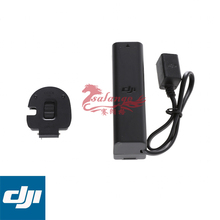 Original DJI OSMO External Battery Extender for Handheld 4K Camera and 3-Axis Gimbal Prolong Operating Time Part 49 Newly