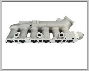 VR - Cast алюминиевый впускной коллектор для Nissan 240SX RB25det RB25 Skyline R32 R33 R34 1989-1998 VR-IM32SL