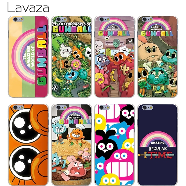 coque iphone 7 gumball