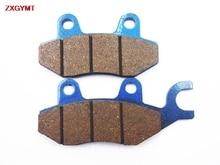 Sintering Brake Pad Set fit for KYMCO 50 K-Pipe 2012 2013 Front 13 12