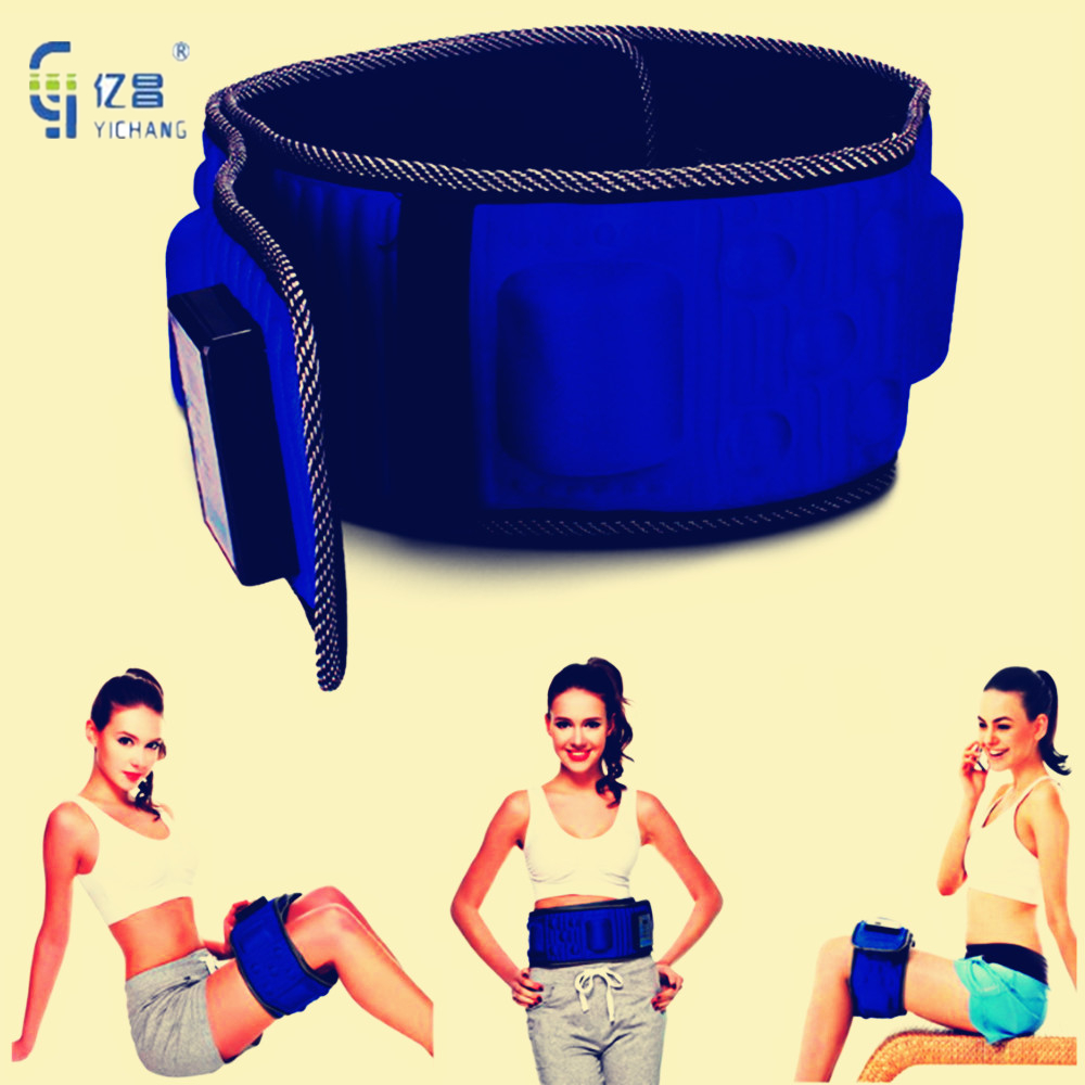 X5 Slimming belts with 5 motors  powered Vibrating Head facial Whole Body Massager Electric Slim Relax Slimming Equipment machin