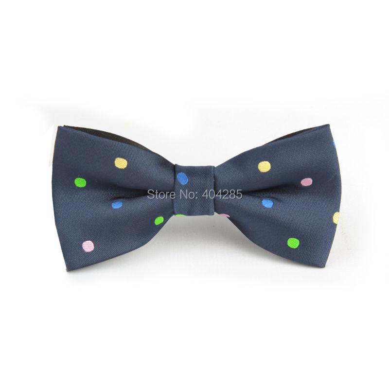 Boys Bow Tie Dot Stripe Kid Neck ties