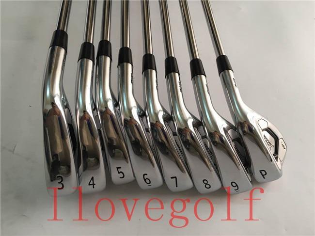 Completely New 8PCS 718 AP3 Golf Irons AP3 718 Golf Clubs Irons Set 3 9P Dynamic
