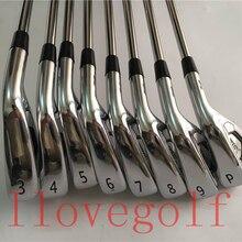 Совершенно новые 8 шт. 718 AP3 гольф утюги AP3 718 Гольф Клюшки Набор 3-9P динамические золотые стальные валы DHL