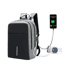 Unisex Laptop Backpack With Usb Port Nylon Water-resistant Work Laptop Rucksack College 15.6 Inch Backpack Woman Travel Bag Men coolbell 15 6 inch laptop backpack travel bag with usb charging port multi functional business rucksack bags water resistant ff