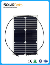 18W Hot sale,low price,high efficiency solar panel, ultra light,ultra-thin. high efficiency solar cell charging outdoor battery