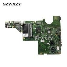 Voor HP G42 CQ42 G62 CQ62 Laptop Moederbord 637584-001 DAXX1JMB8C0 Met I3-370M CPU HM55 HD6370M/512 MB GPU