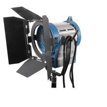 อุปกรณ์วิดีโอ2000วัตต์เฟรสทังสเตนแสงสปอตไลแสงสำหรับสตูดิโอนุ่มไฟวิดีโอ+หลอดไฟ+ Barndorกล้องฟรีการจัดส่งสินค้า