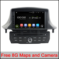 1024x600 Android 5.1 Car DVD GPS for Renault Megane III Fluence 2009-2016 with BT Radio RDS Wifi Mirror-link Free 8GB Map card