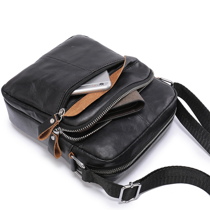 FANKE POLO Men Messenger Bags Brands Crossbody Briefcase Bag For Man  Genuine Leather Bag Small Handbag Men Bag FM170907 in FANKE POLO Men  Messenger Bags ... f7434533de071