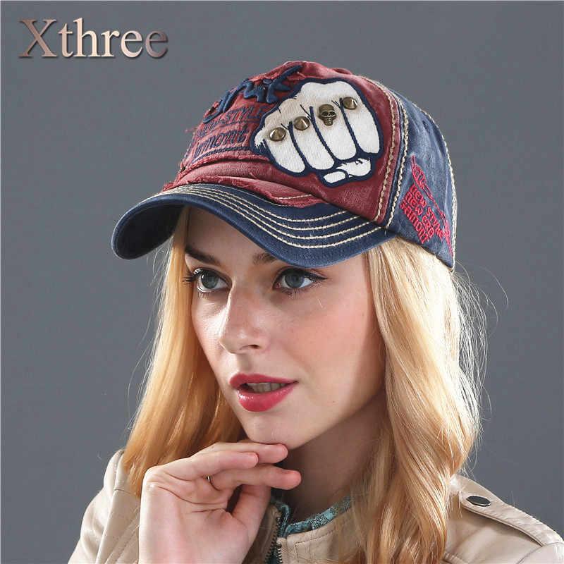XTHREE унисекс, модная мужская бейсболка, Женская Бейсболка, хлопковая Повседневная Кепка, шапка на лето и осень для мужчин, кепка, оптовая продажа