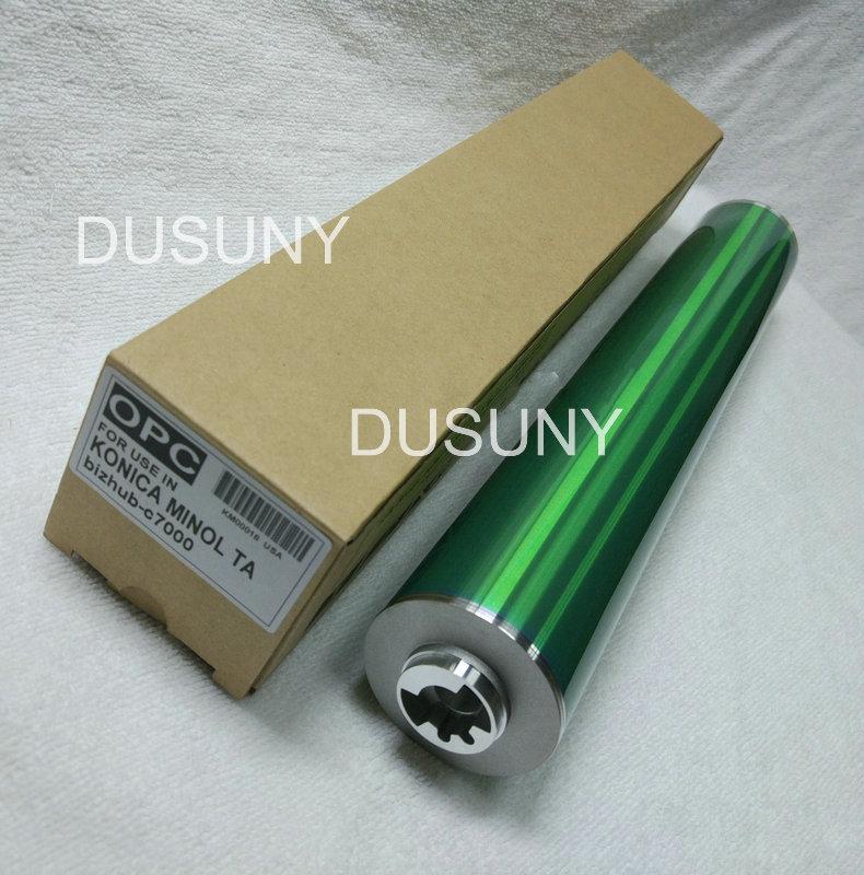 Dusuny OPC drum for Minolta C6500 C6501 C5500 C5510 C6000 C7000 einkshop longlife opc drum for konica minolta bizhub pro c5500 c500 c5501 c6500 c6501 press c6000 c7000 cylinder dr610 drum