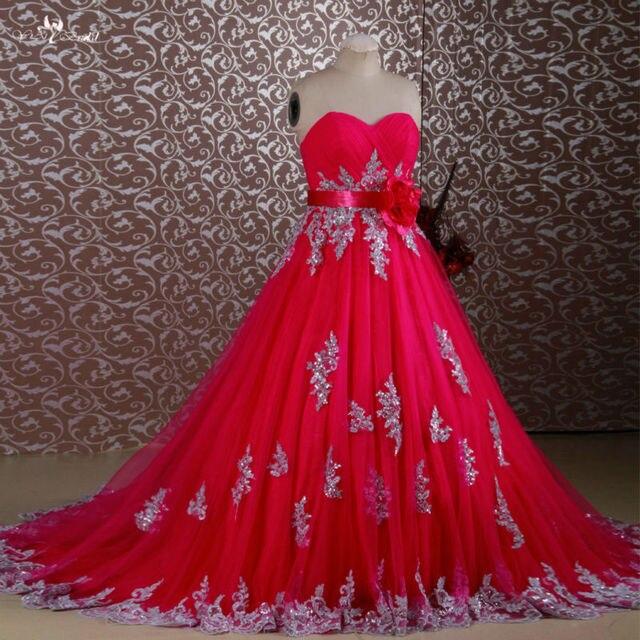 RSE656 Silber Und Pink Süße 16 Prinzessin Kleider Quinceanera ...