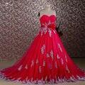 Rse656 prata e rosa quente do doce 16 princesa vestidos Quinceanera vestidos Debutante vestidos
