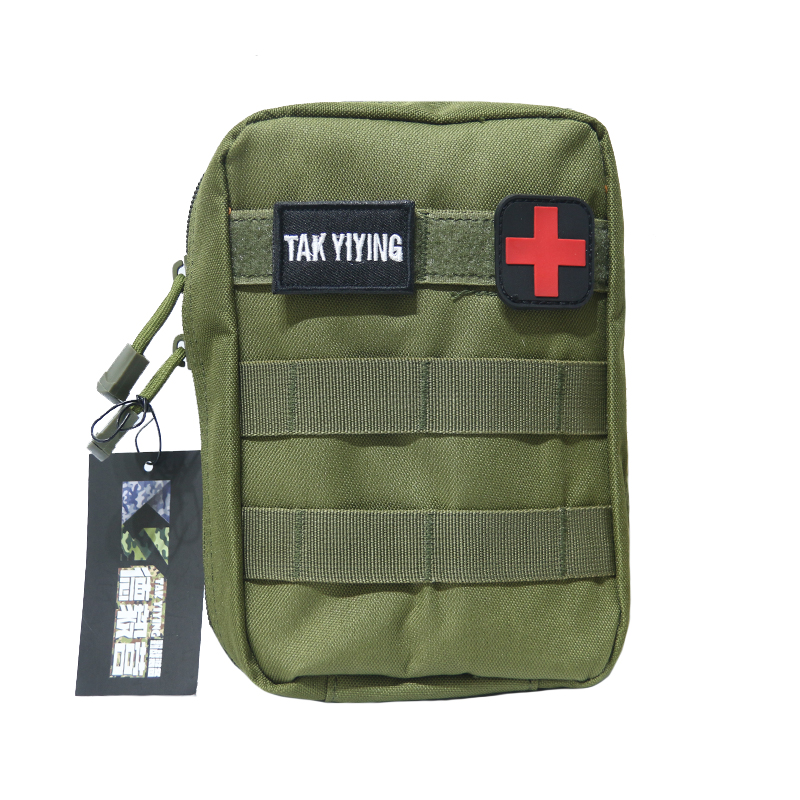 TAK YIYING Molle Mag Pouch Bag Utility Hunting Pouch EMT First Aid Pouch Medical Bag