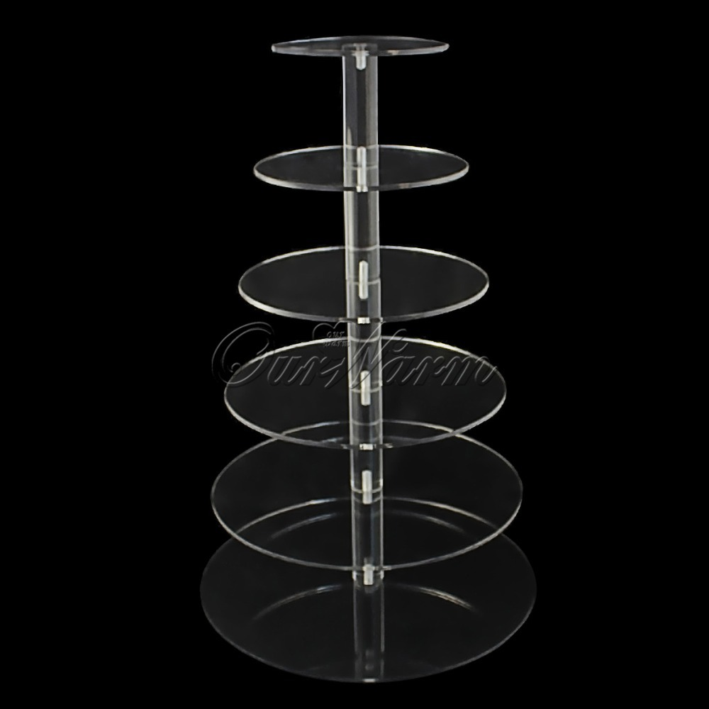 large cupcake stands 6 tier cake stand for wedding cake accessory