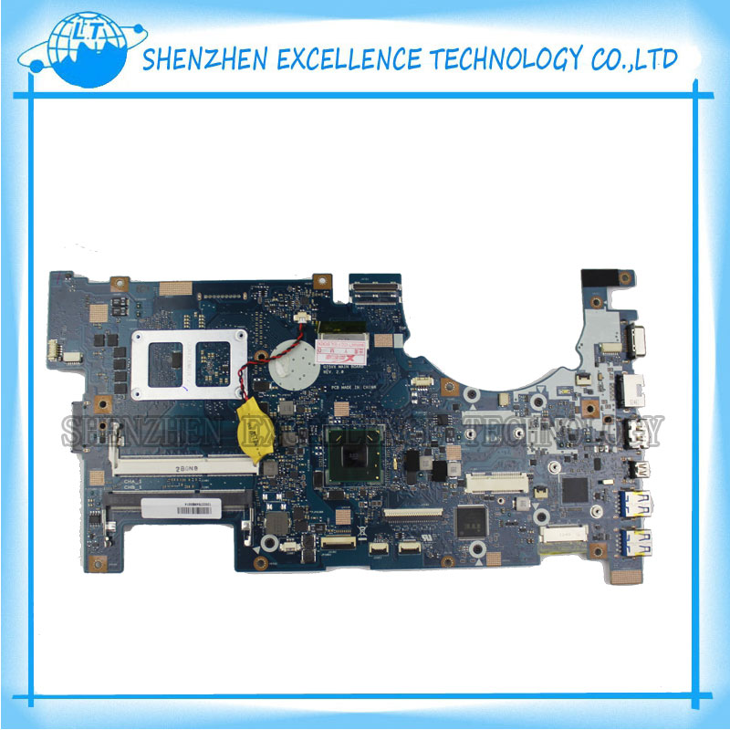 ФОТО For Asus G75VX Laptop Motherboard support I7 CPU high quality 2D connector G75VX Mainboard fully Tested & working perfect