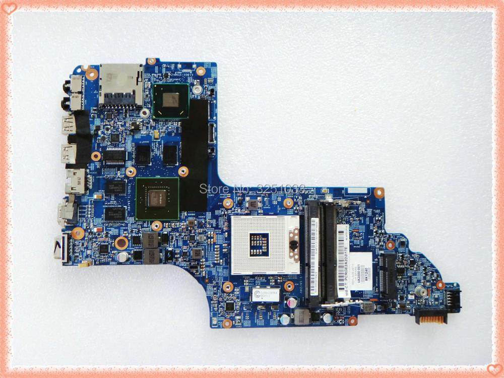 682000-001 for HP PAVILION DV7T-7000 NOTEBOOK for HP DV7-7000 Laptop Motherboard 48.4ST10.031 48.4ST10.021 DDR3 HM77 630M/1G 682040 001 48 4st06 021 laptop motherboard fit for for hp pavilion dv7 dv7 7000 notebook pc gt650m 2gb