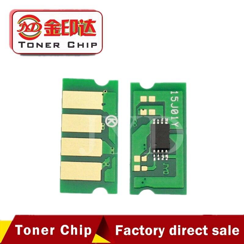 5 x Toner Chip for Ricoh Aficio SP C220 C221N C221DN C221SF C222 C240dn KCMY