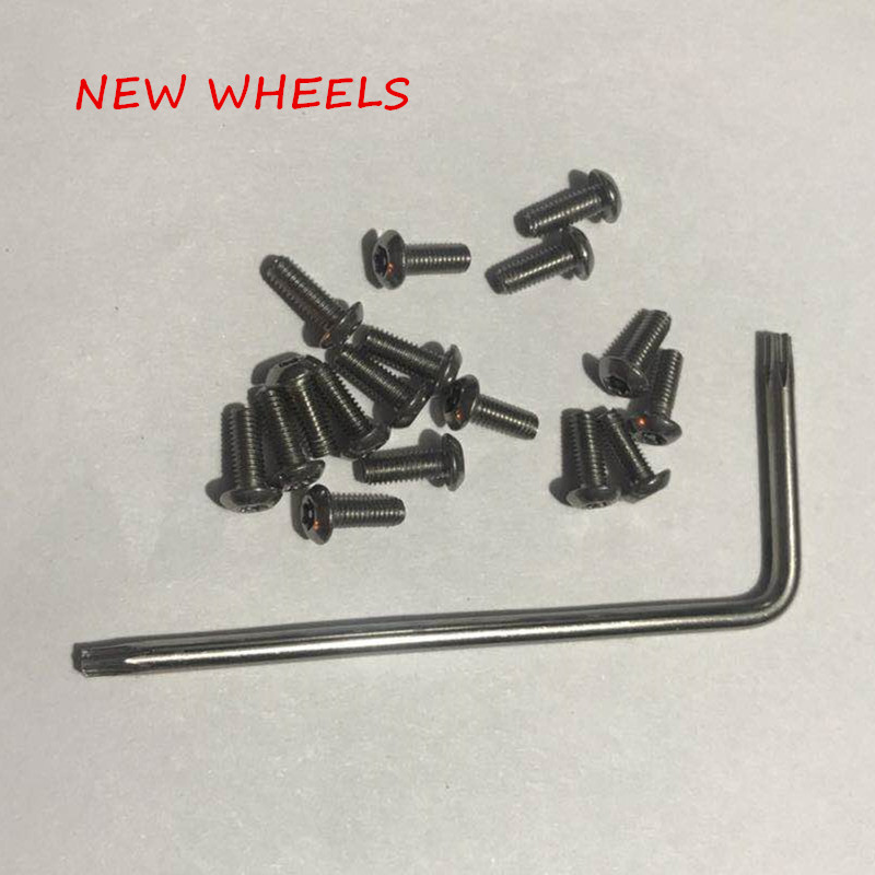 17 ALLEN Screws for battery compartment Xiaomi Scooter M365 Board Socket Bolts