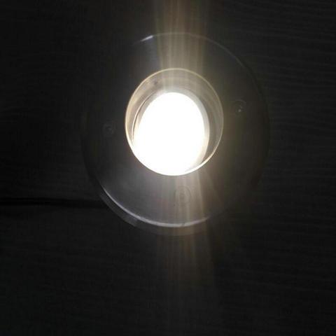 ac110v 220 v ip67 7 w gu10 mr16 led spotlight quente branco frio enterrado lampada