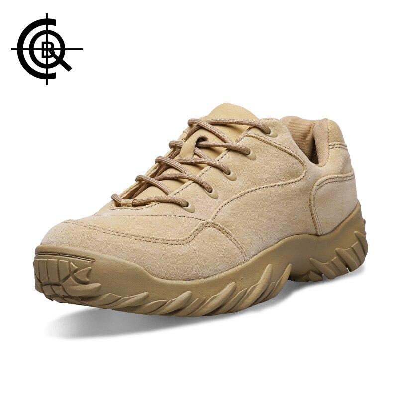 ᐅCQB Tactical Zapatos caminar al aire libre escalada Zapatos ...