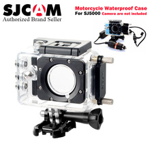 100% Оригинальные SJCAM sj5000 брендовые мотоциклетные Водонепроницаемый случае Зарядное устройство для серии sj5000 серии Интимные аксессуары для SJ5000X 4 К